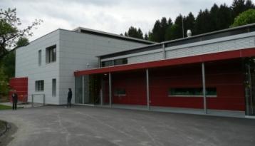 Kindergarten im Passivhaus-Standard