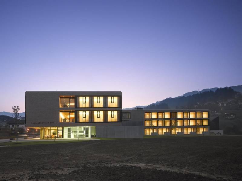 Sozialzentrum im Passivhaus-Standard