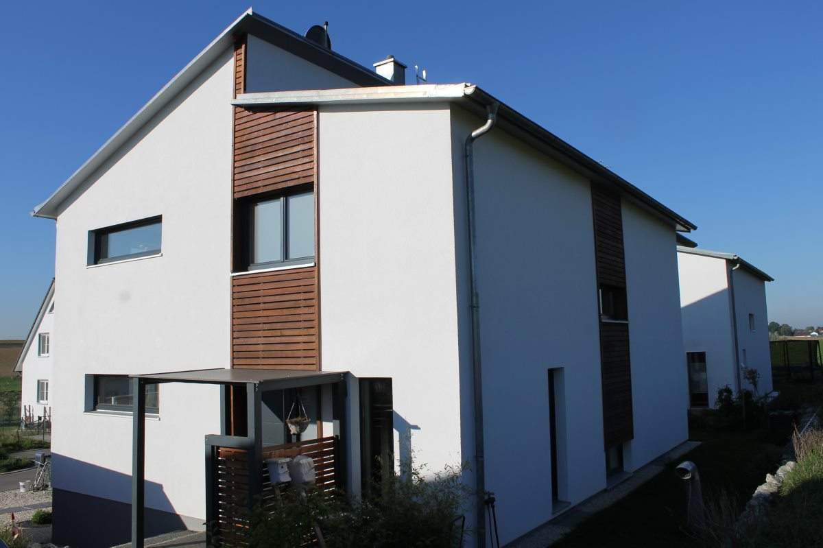 Augsburger Holzhaus passive house buildings