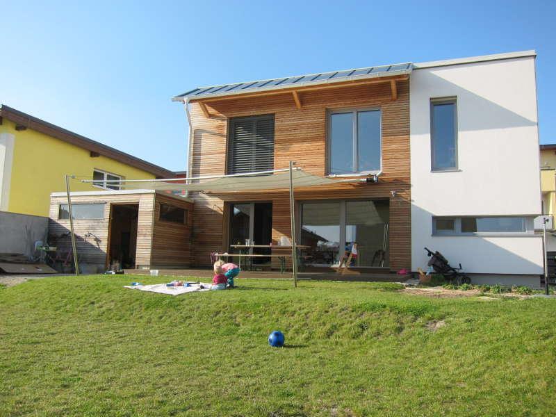 EFH in Passivhaus-Standard