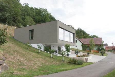 Einfamilienhaus in Passivhaus-Standard