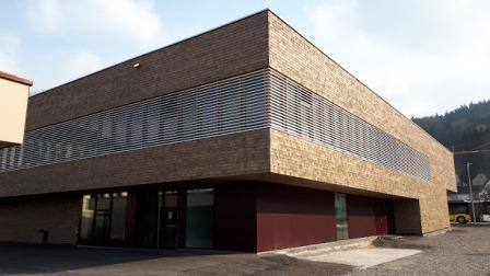 Neubau Sporthalle NMS Wolfurt