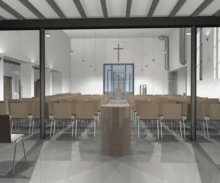Evangelical parish of Heinsberg - certified EnerPHit
