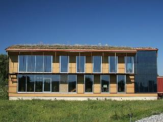 Bürohaus Tattendorf; Foto: Arch. G.W. Reinberg