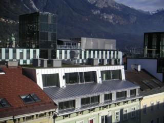 Dachgeschoßausbau in Passivhaus-Standard