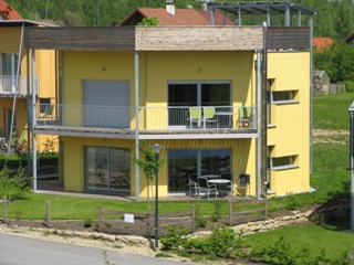 Musterhaus in Passivhaus-Standard