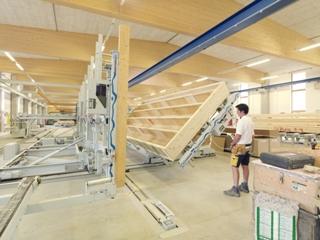 Produktionshalle Weissenseer