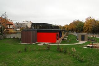 Kindergarten in Passivhaus-Standard