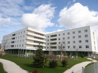 Altenheim in Passivhaus-Standard