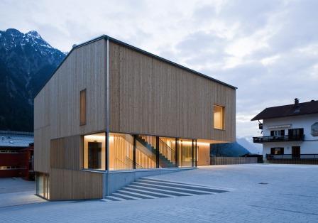 Gemeindehaus Innerbraz