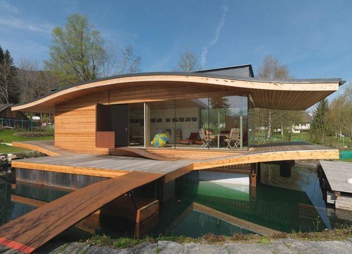 """""""autarc homes"""" Konzepthaus von Weissenseer"""