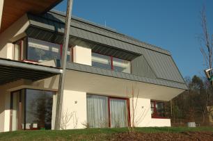 Einfamilien-Passivhaus