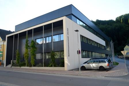 Bezirkshauptmannschaft im Passivhaus-Standard
