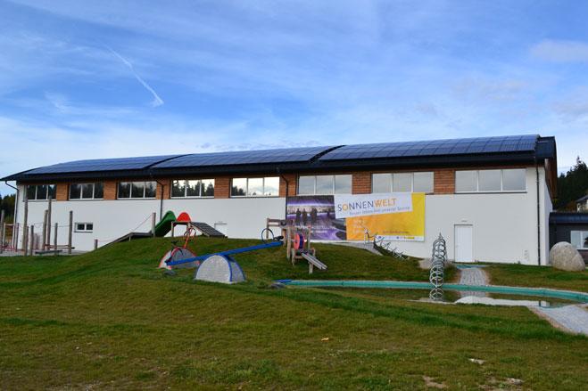 Museum im Passivhaus-Standard