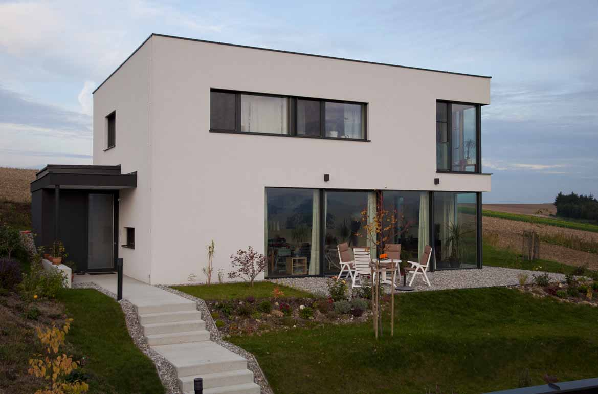 Passivhaus in St. Margarethen an der Sierning
