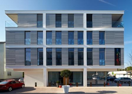 Wohn- und Geschäftshaus - Passivhaus Altbausanierung
