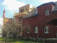 Mehrfamilienhaus in Passivhaus-Standard