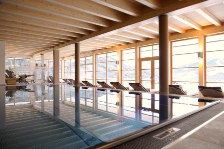 Passivhaus-Schwimmbad