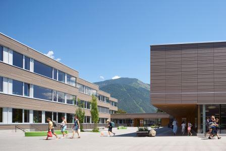 Passivhaus-Volksschule