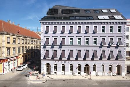 Generalsanierung und Aufstockung eines Gründerzeitwohnhaus
