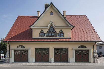 Musikschule im ehemalige Feuerwehrhaus