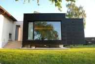 Passivhaus-Einfamilienhaus