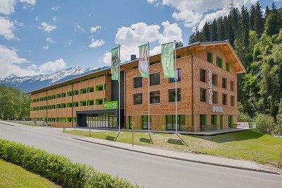 Passivhaus-Hotel
