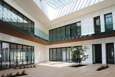 Artic42 is a medical complex in France focused on dialysis care.