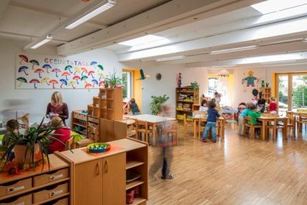 Kindergarten-Zubau Velden