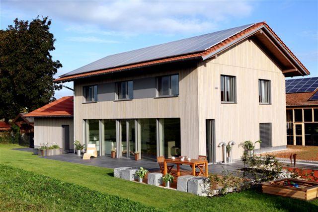 Holzbau Gruber passive house buildings