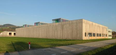 Produktionshalle in Passivhaus-Standard