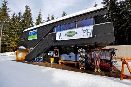 Österreichhaus der Olympischen Spiele 2010 in Kanada