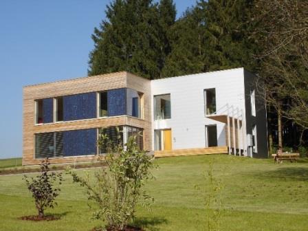 Sanierung eines Einfamilienhauses auf Passivhaus-Standard