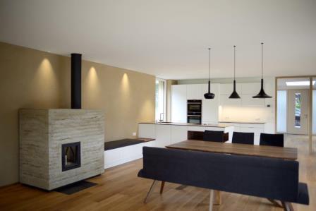 Bungalow im Passivhaus-Standard