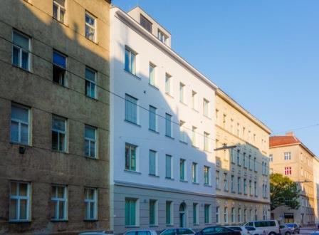 Sanierung auf Passivhaus-Standard