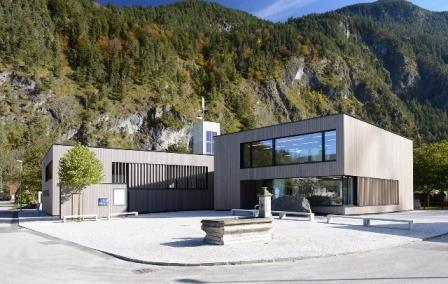 Gemeindeamt in Passivhaus-Standard